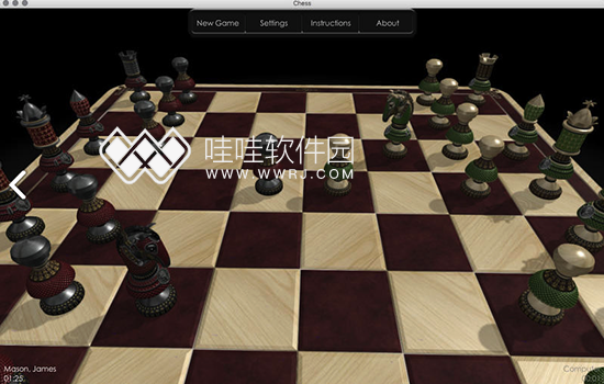 baKno Chess Mac官方版