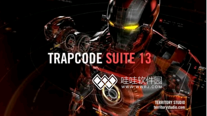 Red Giant Trapcode Suite电脑版